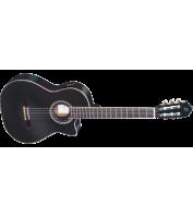 Elektroakustiline klassikaline kitarr Ortega RCE141BK