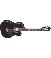 Classical guitar Ortega RCE145LBK