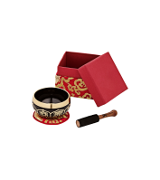 MEINL Sonic Energy Ornamental Series Singing Bowl OR-300-R