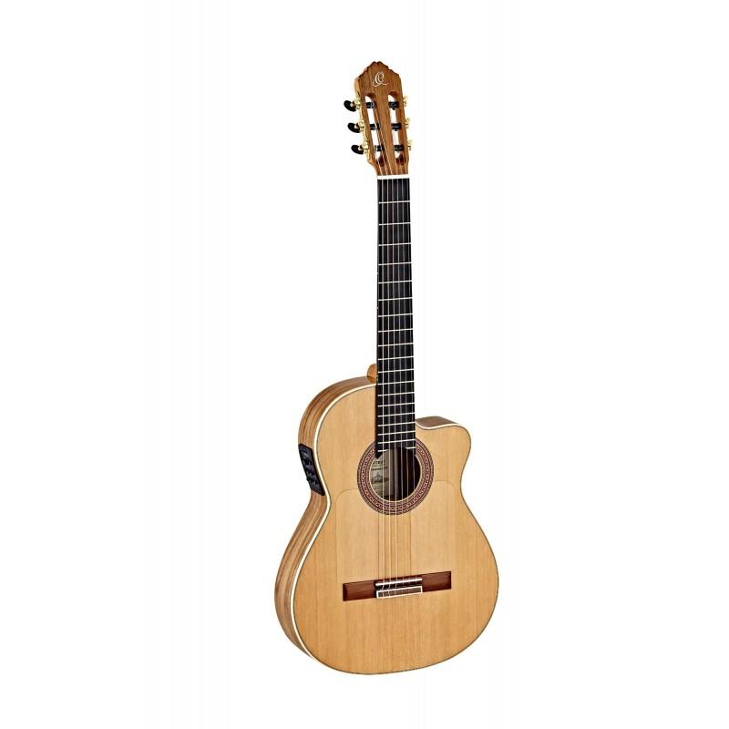 Ben Woods Signature Series classical guitar Ortega BWSM/2