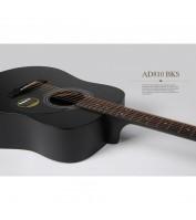 Cort acoustic guitar AD810 BKS