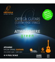 100% Organic Treble Strings Ortega ATG44NH