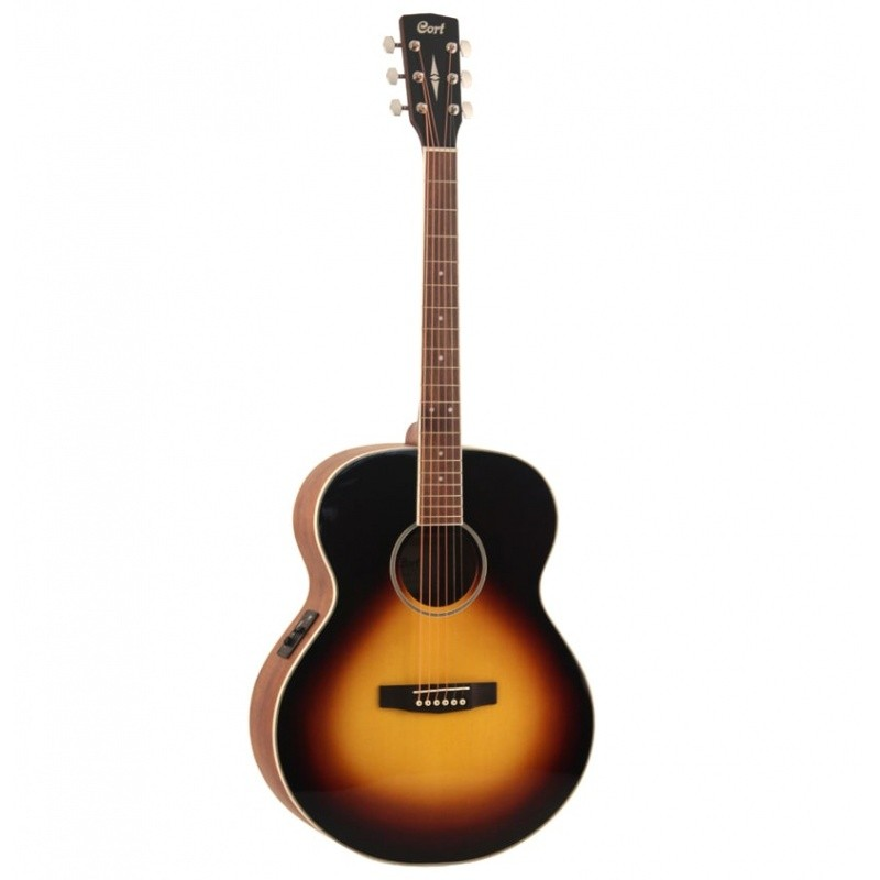 Cort Acoustic Guitar with electronics CJ-ME
