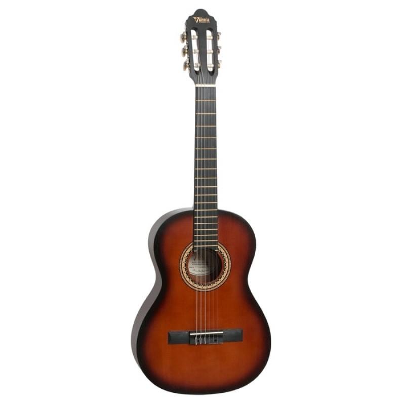 3/4 classical guitar VC203-CSB Valencia Series 200
