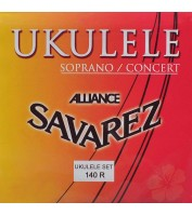 Savarez Alliance ukulele string set 140-R