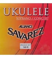Ukulele keeled Savarez Alliance 140-R