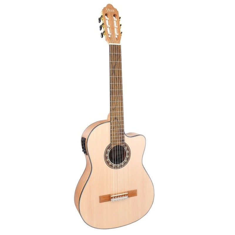 4/4 elektroakustiline klassikaline kitarr Valencia VC304-CE