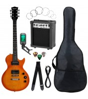 McGrey Rockit Electic Guitar Single Cut Set