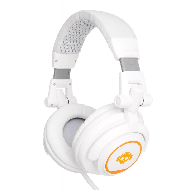 Pronomic SLK-40WT StudioLife Headphones white