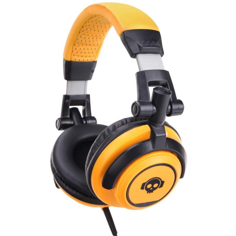 Pronomic SLK-40OR StudioLife Headphones orange