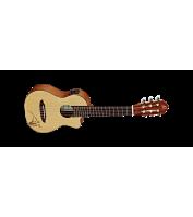 Electro acustic guitarlele Ortega RGL5CE