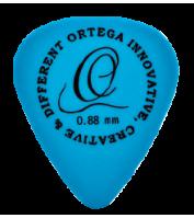 Guitar picks 0.88 mm Ortega OGPST12-088