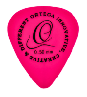 Guitar Picks 0.50 mm Ortega OGPST36-050