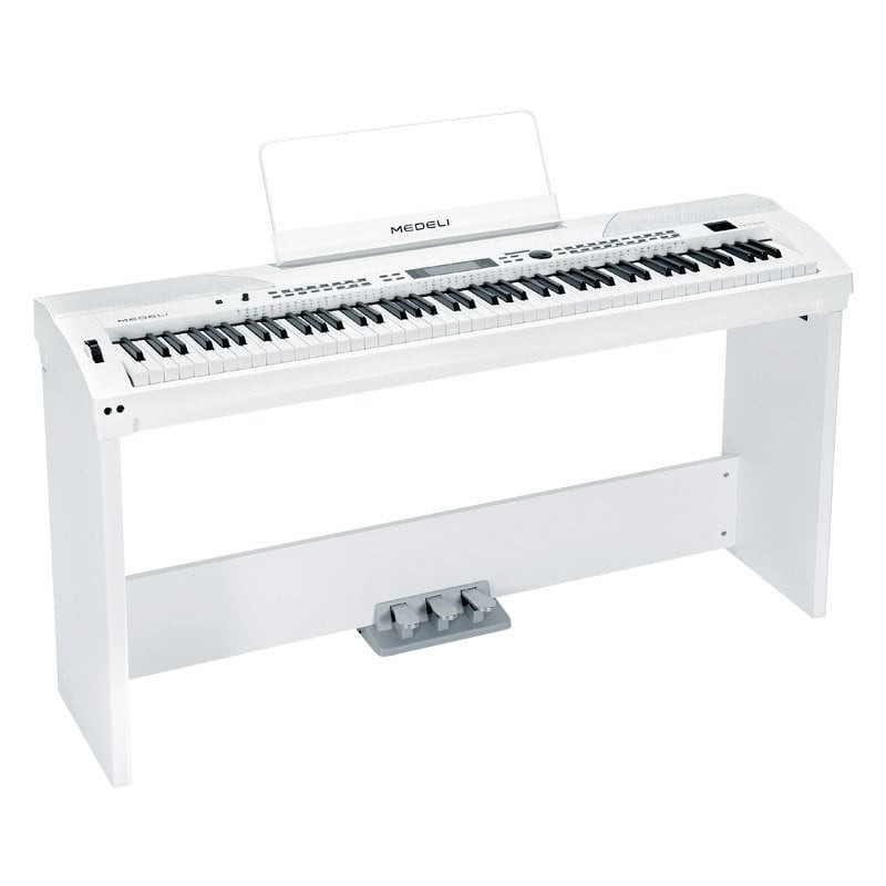 Digital Piano Medeli SP-4200WH set