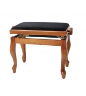 GEWA PIANO BENCH DELUXE CLASSIC cherry matt