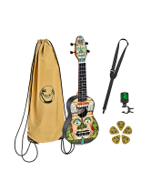 Sopran ukulele komplekt Keiki K2-TM