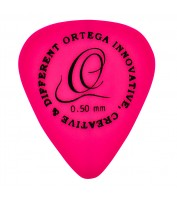 Guitar picks 0.50 Ortega OGPST12-050