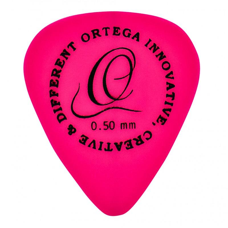Guitar picks 0.50 Ortega OGPST12-050