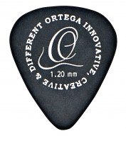 Guitar Picks 1.20 mm Ortega OGPST12-120