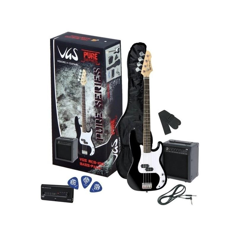 PURE GEWA E-Bass RCB-100 Bass Pack