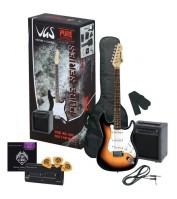 PURE GEWA E-guitar RC-100 Guitar Pack