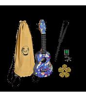 Sopran ukulele komplekt Keiki K2-SP