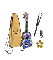 Sopran ukulele set Keiki K2-SP