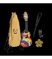 Sopran ukulele komplekt Keiki K2-68