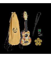 Sopran ukulele komplekt Keiki K2-VP