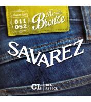 Savarez Acoustic Bronze string set A130CL