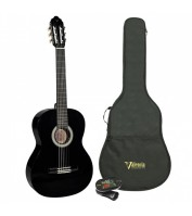 Valencia Classic Guitar Set VC104K-BK