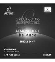 ORTEGA ATB44NM-D4 Atmosphere Balance Series String Medium Tension