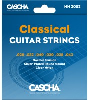 Klassikalise kitarri keeled Cascha HH 2052