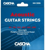 Akustilise kitarri keeled Cascha HH 2051