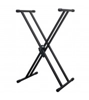Keyboard Stand Double X-Frame Cascha HH 2181