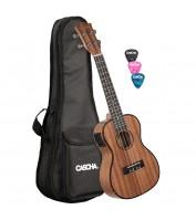 Cascha Premium elektroakustiline kontsert ukulele HH 2035E