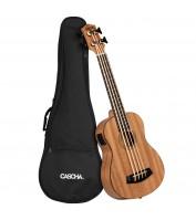 Bass ukulele set Cascha HH 2175