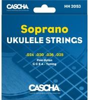Premium Soprano Ukulele Strings