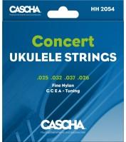 Premium Concert Ukulele Strings (4 strings set G C E A)