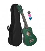 Soprano Ukulele Green Cascha HH 3963