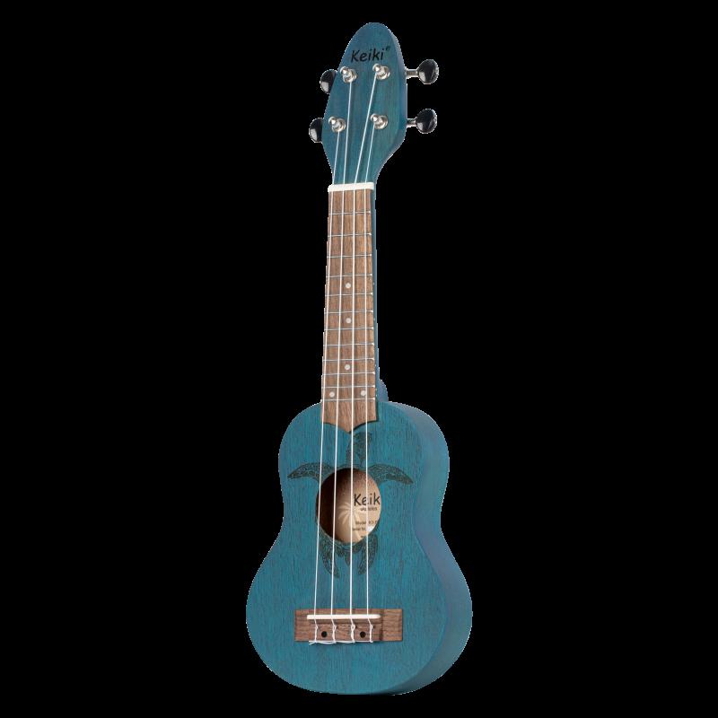 Left-handed sopranino ukulele Keiki K1-BL-L