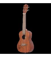 Vasakukäeline kontsert ukulele Ortega RU5MM-L
