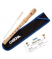 Wooden Recorder Maple - Baroque fingering Cascha HH 2130