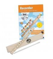 Recorder Set - German fingering Cascha HH 1500 EN