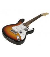 "Richwood Master Series electric guitar ""Santiago Standard"" REG-322-3SB"