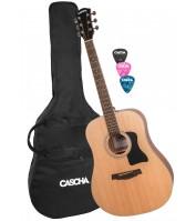 Western Guitar Set Cascha HH 2080
