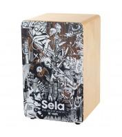 Sela Art Series cajon Sketch SE 173