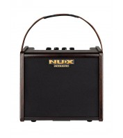 NUX rechargeable battery acoustic guitar amplifier AC-25