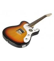 "Richwood Master Series electric guitar ""Buckaroo Standard"" REG-362-3SB"