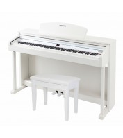 Dynatone Digital piano with bench Dynatone DPR-1650 WH